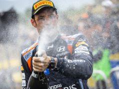 Neuville gana España; Evans lleva lucha por WRC a Monza (FOTO: Hyundai Motorsport GmbH)