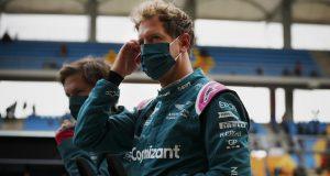 GP de Estados Unidos: Vettel tendrá sanción por cambio de motor (FOTO: Aston Martin F1 Team)