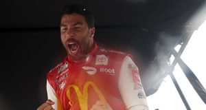 Bubba Wallace logra primera victoria en NASCAR Cup (FOTO: Chris Graythen/NASCAR Media)