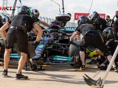 """Mercedes: """"Estamos sufriendo con la confiabilidad"""" de motores (FOTO: Nick Hreror para FASTMag)"""