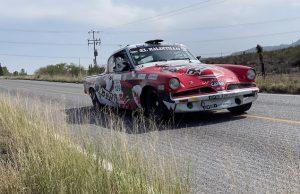 Cordero y Hernández logran cuarta victoria en La Carrera Panamericana