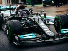 "James Allison sobre Turquía: ""Si Lewis se quedaba en pista, hubiera terminado séptimo"" (FOTO: Sebastian Kawka/Mercedes AMG F1)"