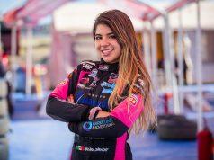 Regina Sirvent, entre los premiados por NASCAR Diversity en 2021 (FOTO: Prensa Regina Sirvent)