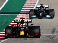 F1: Verstappen vence con lo justo a Hamilton en Austin (FOTO: Jared C. Tilton/Red Bull Content Pool)