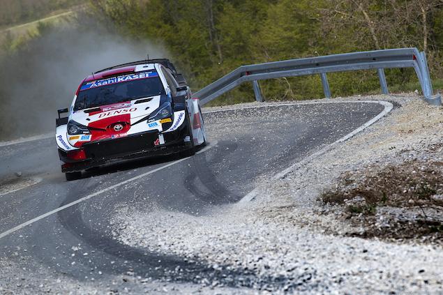 WRC España: Ogier va por la gloria; Evans, su rival por el título (FOTO: Toyota Gazoo Racing WRT)