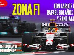 ZONA F1: Los ecos de TURQUÍA y el podio de CHECO PÉREZ