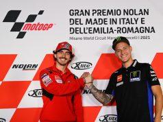 Quartararo y Bagnaia, por el título de MotoGP (FOTO: MotoGP)